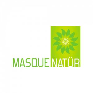 Logo masque Natür - Par Cyan Concept