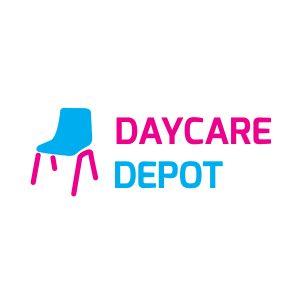 Logo Daycare depot - Par Cyan Concept