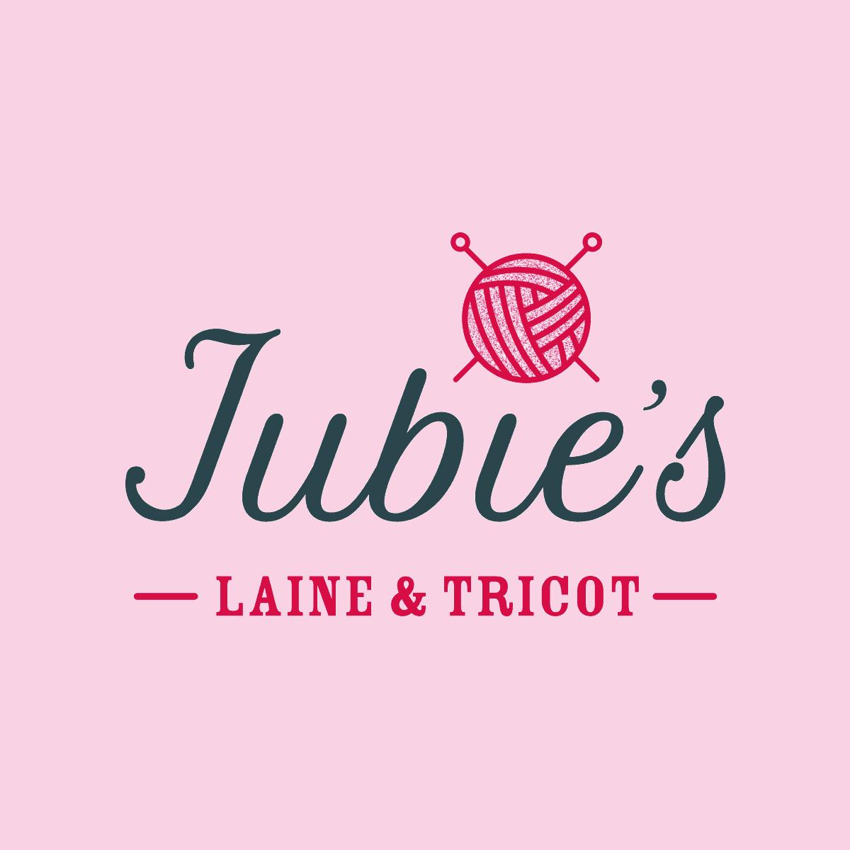 Logo Jubie's - Par Cyan Concept