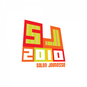 Logo Salon Jeunesse 2010 - Par Cyan Concept