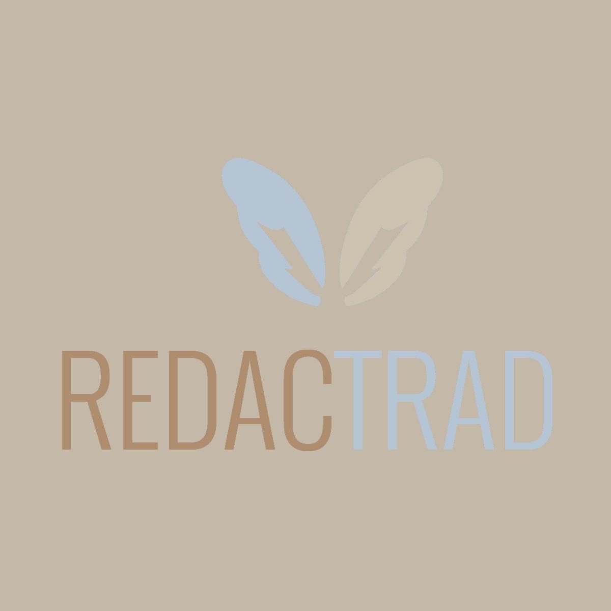 Logo Redactrad - Par Cyan Concept