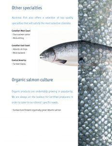 Brochure Montreal Fish