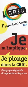 Graphisme - Je plonge dans la CRIC (affiche)