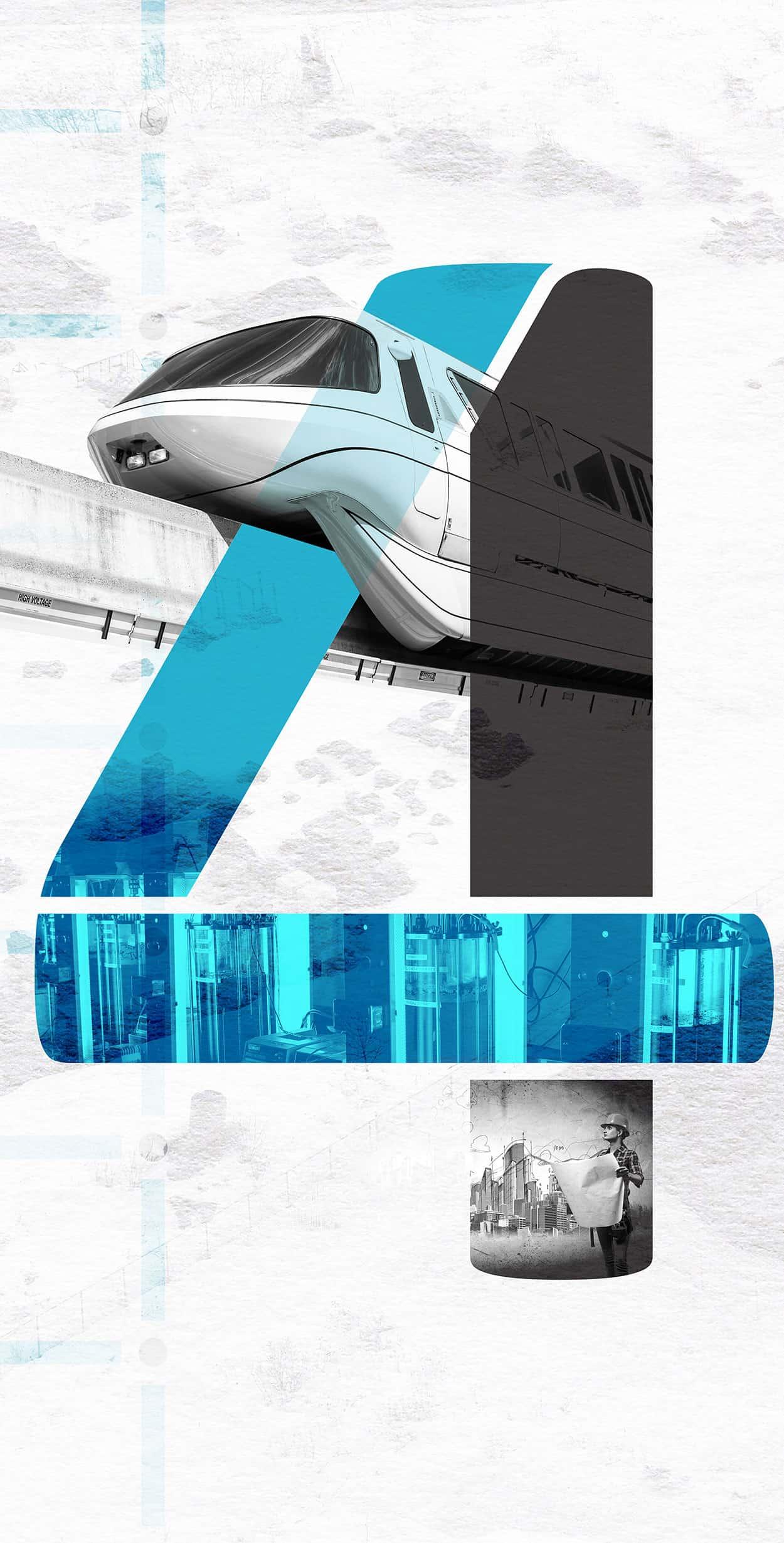 Série d'affiches pour l'exposition historique des 45 ans du CRIQ