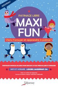 Graphisme Maxifun Saguenay
