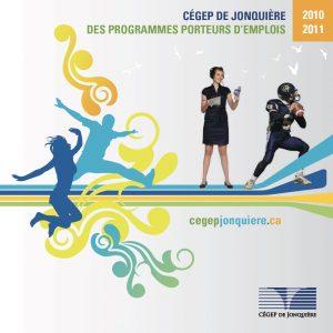 Graphisme répertoire 2010-2011