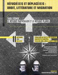 Affiche pour l'Université de Montréal.