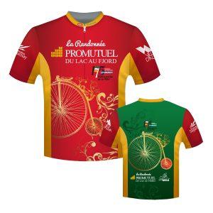 Jersey design graphique vélo - Cyan concept
