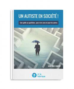 Couverture du livre Un autiste en société
