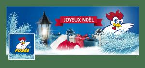 Couverture Facebook pour Noël