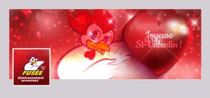 Graphisme Saint-Valentin